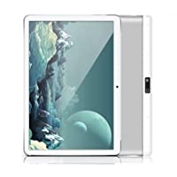 Tablet 10,1 polegadas Tablet 2 + 32 GB para Android 7.0 Phablet Tablet PcSilverUS soquete