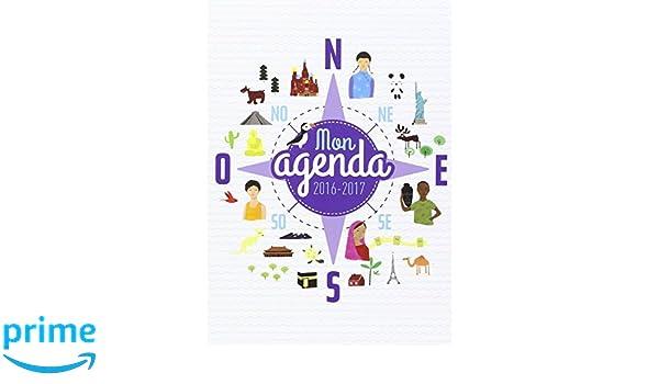 Agenda Scolaire 2016-2017 (BAY.AGENDA.SCOL): Amazon.es ...