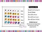 15-Pairs-Hypoallergenic-Cute-Amusing-Smiley-Emoticon-Stud-Earrings-Set-for-Girls