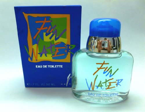 Fun Water Eau de Toilette by De Ruy Perfumes 1.7 Oz.