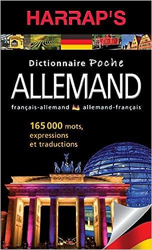 Lire en ligne Harrap's dictionnaire poche allemand pdf