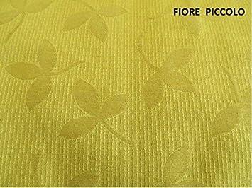 Tessuto per divani e tendaggi verde acido disegno fiore amazon
