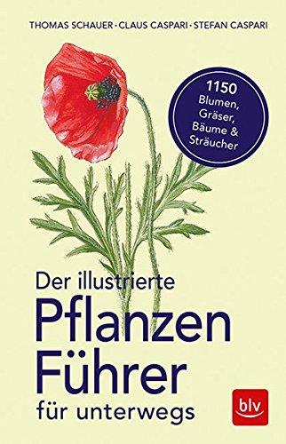 Der illustrierte Pflanzenführer für unterwegs: 1150 Blumen, Gräser, Bäume und Sträucher