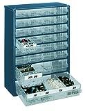 Raaco 928-123 28 Drawer Metal Cabinet
