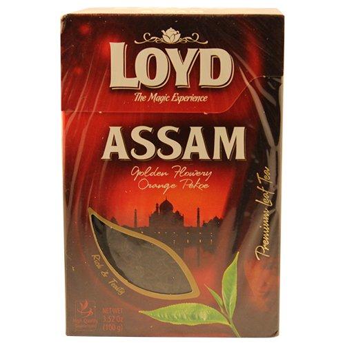 Loyd Tea Assam Golden Flowery Orange Pekoe Tea 100g