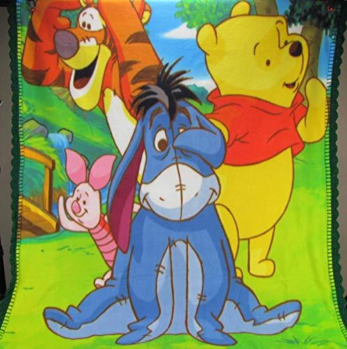 Winnie the Pooh & Friends Fleece