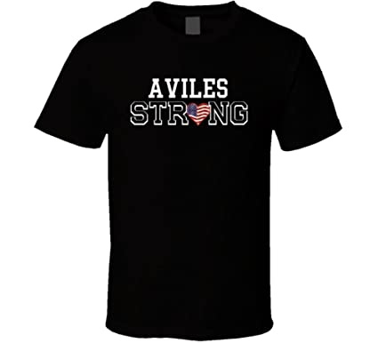Amazon.com: Aviles Strong American Pride Family - Camiseta ...