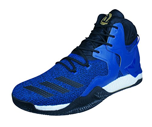 adidas D Rose 7 Mens Basketball Sneakers/Shoes-Blue-16