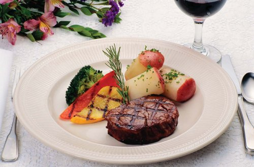 20 (8-10 oz.) Bison Filet Mignon Steaks