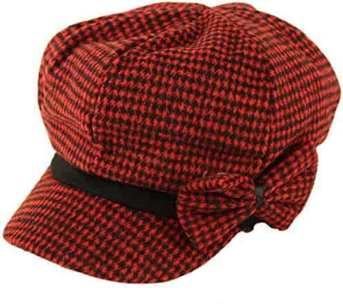 70bf6e21153 Soft Warm Fall Winter Newsboy Gatsby Paperboy Full Rounded Cabbie Cap Hat