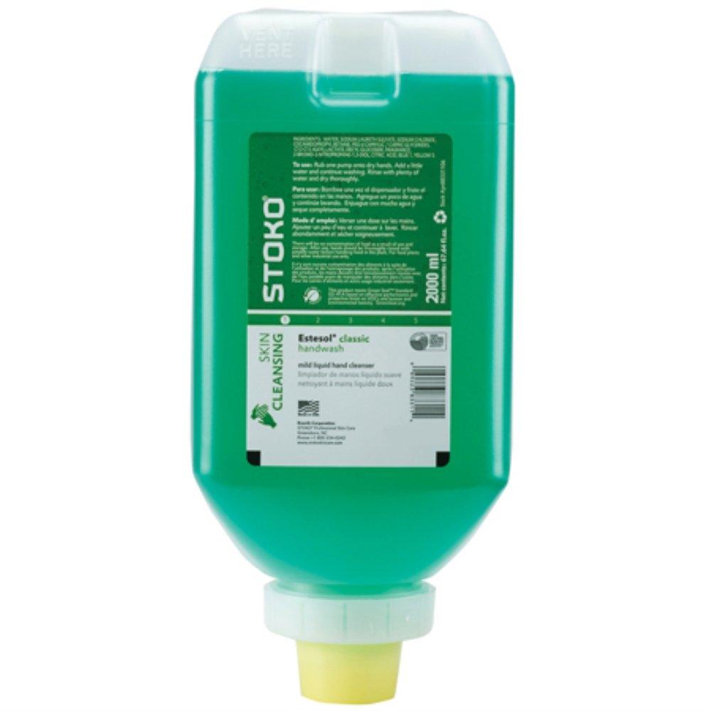 Deb-Stoko Usa Llc, 88331106, Skin Care, Handsoap, Stk Estesol Soft Bottle (6/Cs) 6/2000Ml, CS