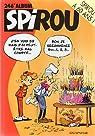 Album Spirou, tome 246 par magazine