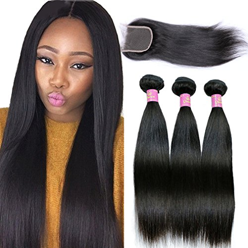 Goldfinch Brazilian Straight Unprocessed Extensions product image