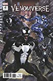 #3: Venomverse (2017) #3 VF/NM (9.0) Crain connecting cover variant