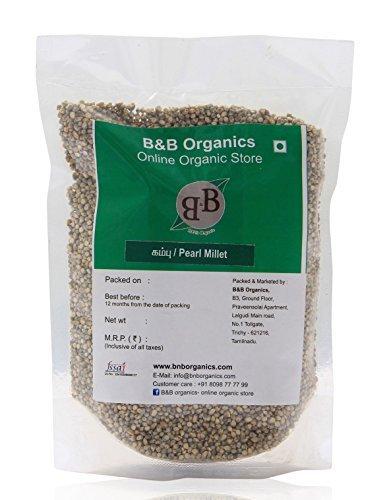 B&B Organics Pearl Millet, 2 kg