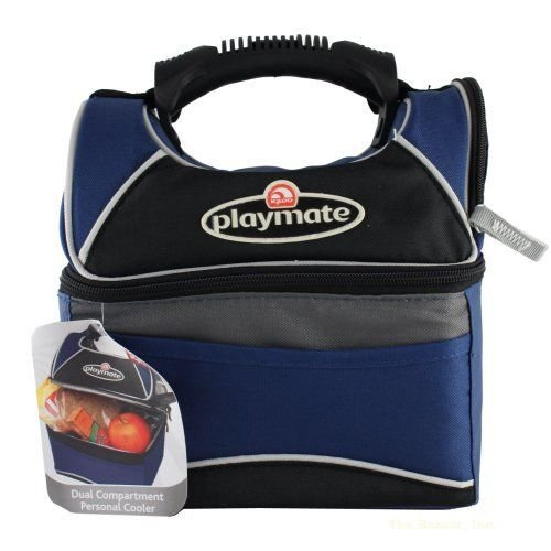 Igloo Gripper Lunchbox Insulated Lunch Bag Cooler Black B...