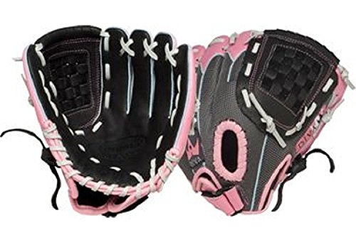 Louisville Slugger 9.5-Inch Youth TPS Fastpitch Diva Ball Glove (Right Hand Throw)