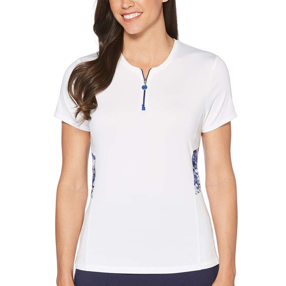 Ladies Plus Size Print Top Callaway Golf