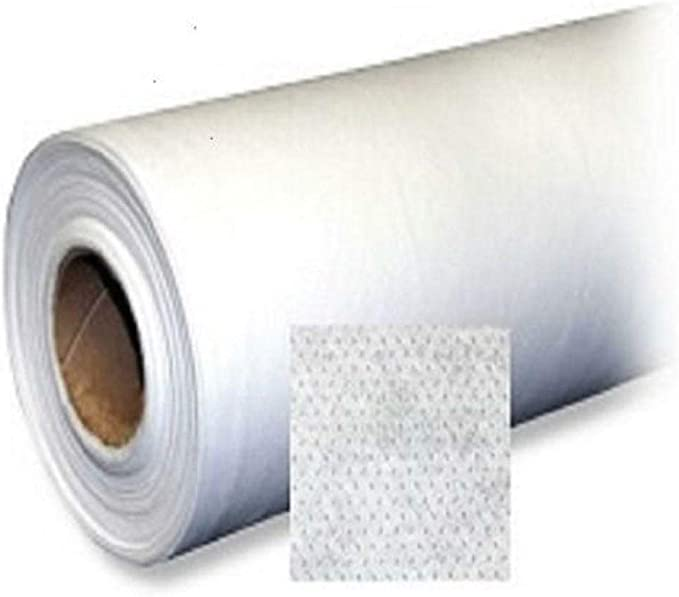 5 yards x 60 Nonwoven Fusible Interfacing Filter Cloth DIY Mask Fabric,for Sewing Masks