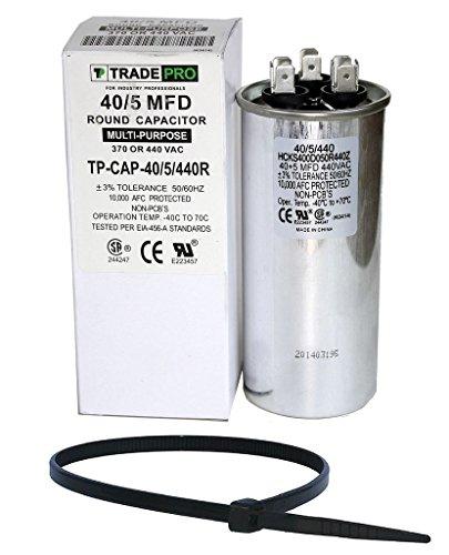 Heat Pump Capacitor - 1