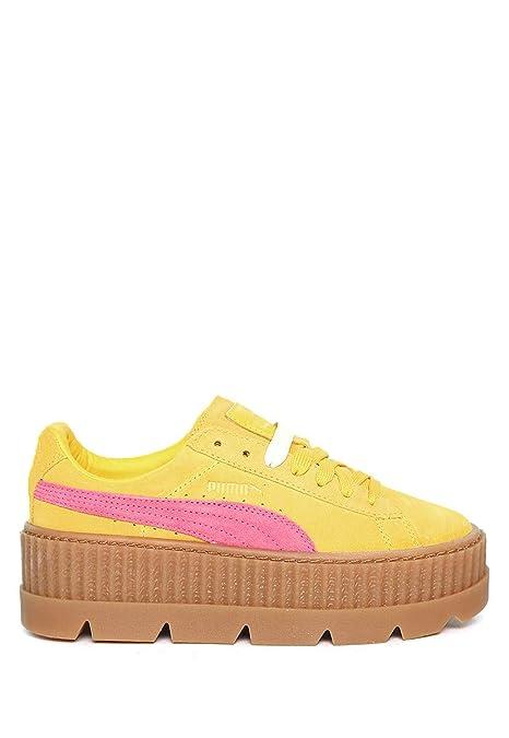 zapatos puma mujer el corte ingles zapatos amarillos