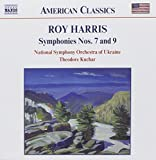 Harris: Symphonies Nos. 7 and 9 / Epilogue to Profiles in Courage - J.F.K.