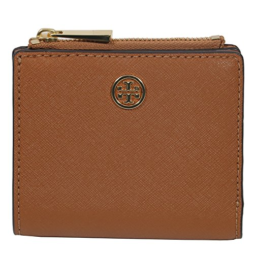 Robinson Mini - Tory Burch Robinson Mini Wallet Coin Case Card Leather