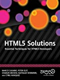 HTML5 Solutions, Marco Casario and Peter Elst, 1430233869