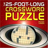 The 25-Foot-Long Crossword Puzzle, Frank Longo, 1402742053