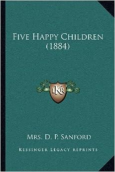 Five Happy Children (1884)