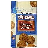 Mi-Del Gluten Free Ginger Snaps, 8 oz