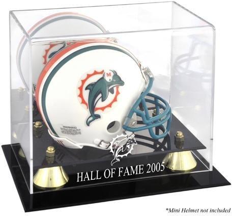Mounted Memories Hall Of Fame Helmet (Mounted Memories NFL Hall of Fame Classic Logo Mini Helmet Display Case)