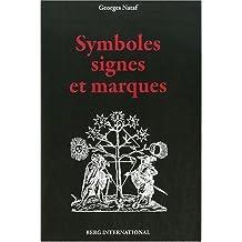 Symboles, signes et marques