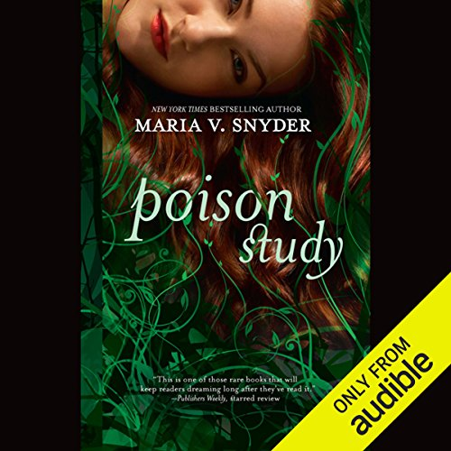 Expert choice for poison study audiobook