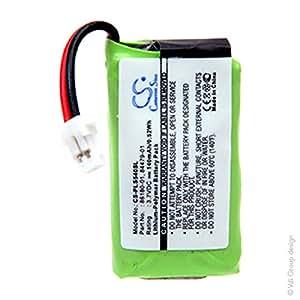 NX - Bateria casco audio 3.7V 140mAh - 84479-01 ; 86180-01