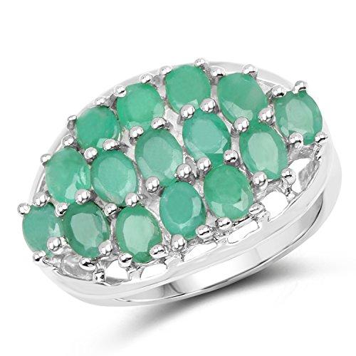 Johareez Emerald Gemstone 925