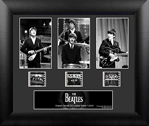 One Film Cell (The Beatles Series 1 Standard Triple Film Cell)