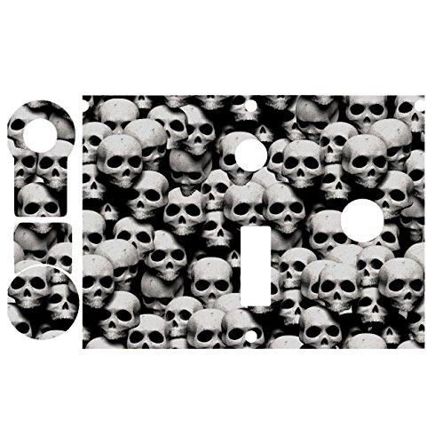 Skin-2-Win Skulls Protective Vinyl Skin Wrap Sticker Decal for Kanger Kbox 40w Watt Kangertech Vape