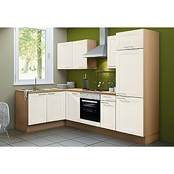 Winkel küchenzeile ohne e geräte steen breite 165 x 270 cm