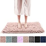 Best Bath Rugs - Freshmint Chenille Bath Rugs Extra Soft and Absorbent Review