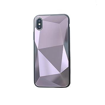 8842087659 Spinas(スピナス ひし形 強化ガラススマホケース カバーケース iPhone6/6s 6splus iPhone7/
