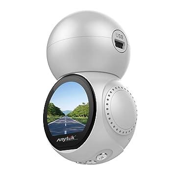 Anytek G21 1080P Full HD WiFi Cámara DVR de Coche grabadora de vídeo detección de Movimiento
