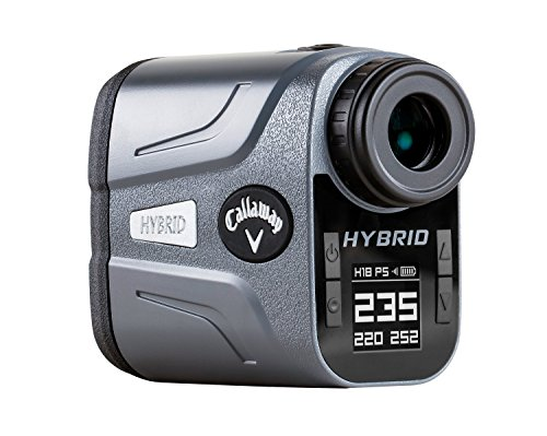 Callaway Hybrid Laser-GPS Rangefinder (Best 1 6x Scope 2019)