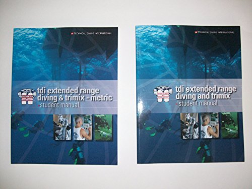 TDI Extended Range Diving and -