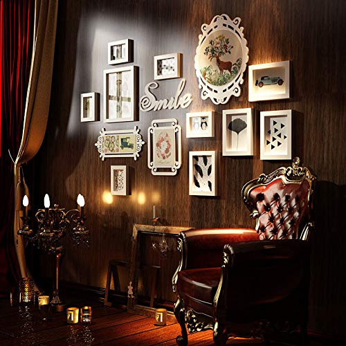 Yiyue Galería De Arte En Casa Pared Marco De Fotos Marco De Fotos ...