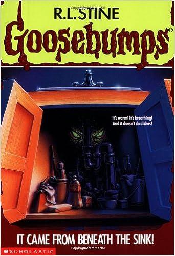 Goosebumps Books Epub