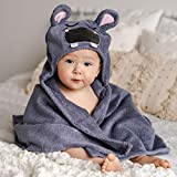 Hooded Baby Towel - Ultra Soft, Highly Absorbent