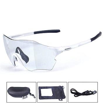 XIAOCHENGE Ciclismo Gafas De Sol Gafas De Bicicleta De ...