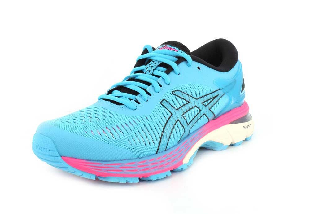 ASICS Gel Kayano 25 Men's Running US|AquariumBlack Shoe