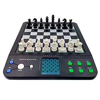 iCore Electronic Talking Chess Computer Set